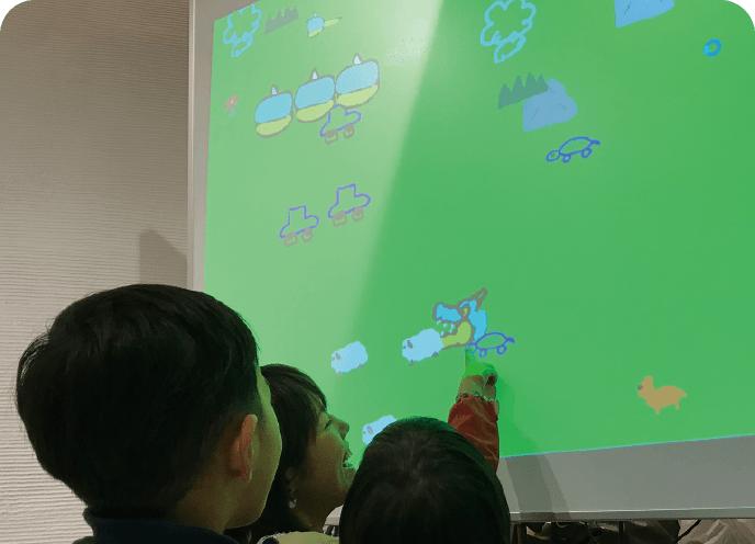 ビジュアルプログラミング教室